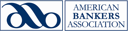 Logo of the American Bankers Association (ABA)