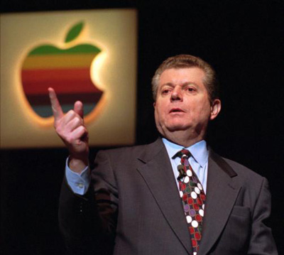 Gil Amelio as CEO of Apple