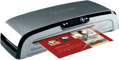 Laminator for credit cards