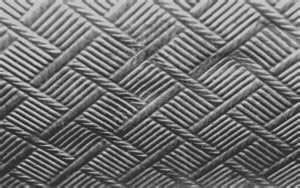 Crosshatched pattern