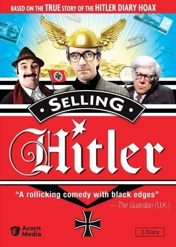 "Cover of the DVD ""Selling Hitler'"