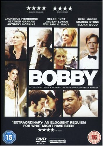 Poster of the Emilio Estevez movie 'Bobby'
