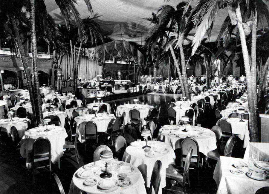 Cocoanut Grove in the Ambassador hotel (Los Angeles)