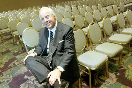 Secure document consultant Frank Abagnale